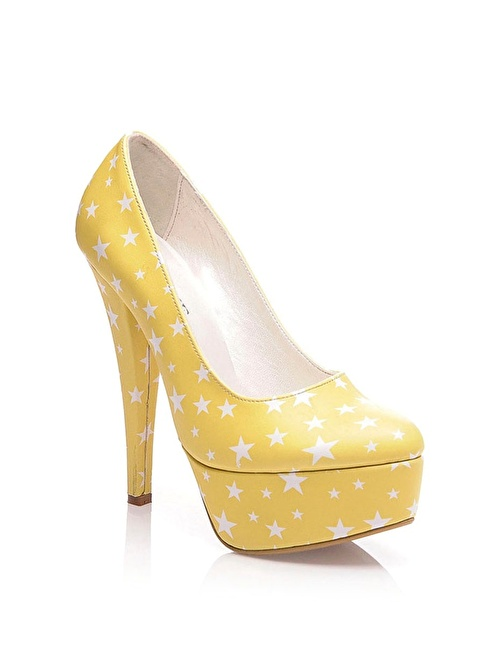 Sothe Shoes Ayakkabı Sarı